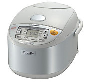 Zojirushi 5.5 Cup Umami Micom Fuzzy Logic RiceCooker/Warmer - K298165