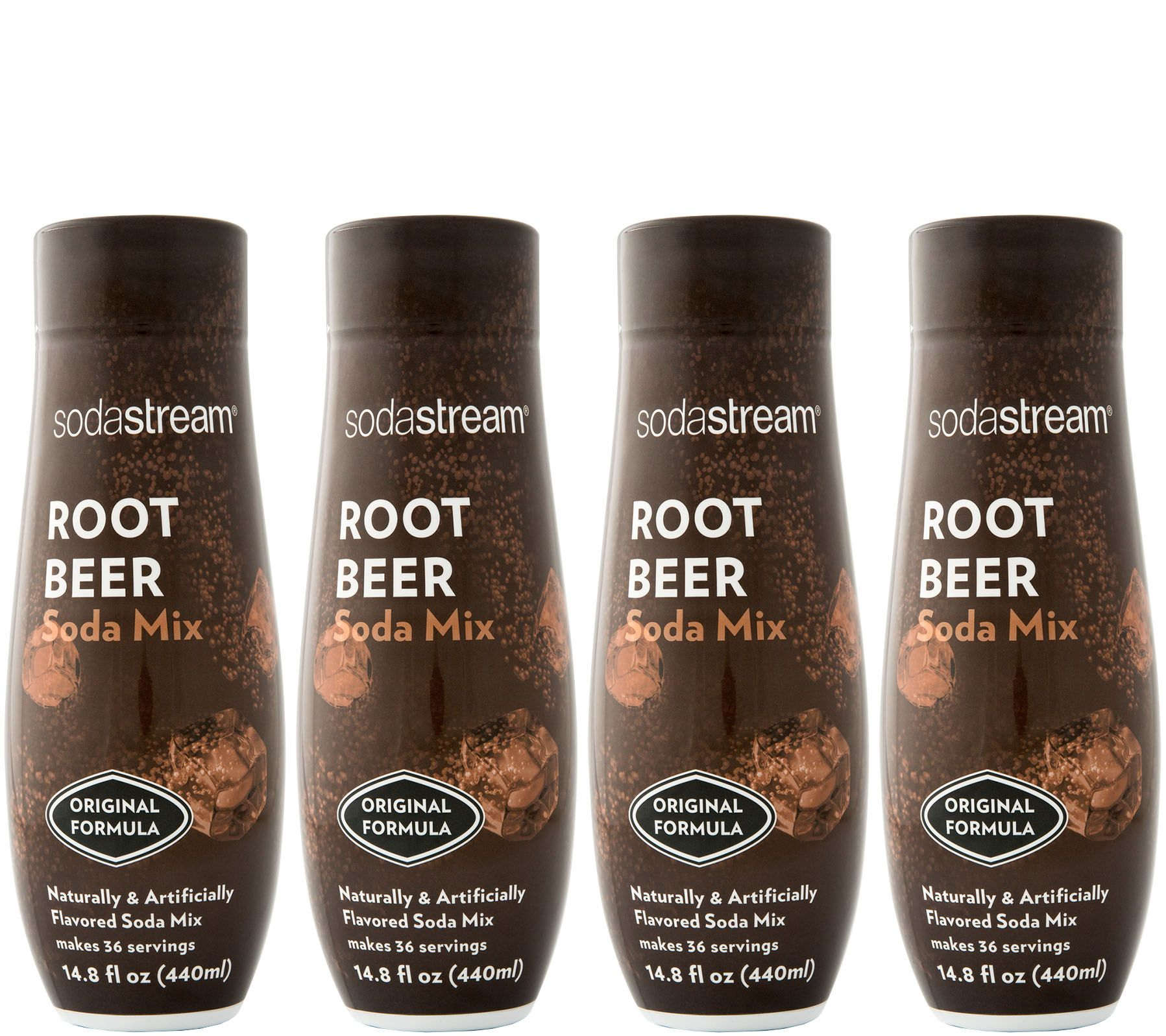 SodaStream Fountain Style Root Beer Sparkling Drink Mix ...