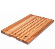 Solid Edge Grain Maple 16 x 24 x 1-1/4 Cutting Board - K129966