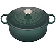Le Creuset Signature Series 5.5-Qt Round Dutch Oven - K299166