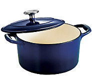 Tramontina Gourmet Enameled Cast-Iron 3.5-qt Dutch Oven - K300766