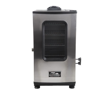 Masterbuilt 4 Rack Electric Smoker w/Cover & Window