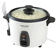 Black & Decker RC436 16-Cup Rice Cooker - K129367