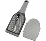 Starfrit Gourmet Dual Grater With Container - K374967