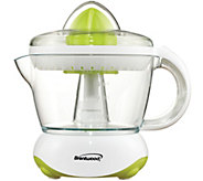 Brentwood White Citrus Squeezer and Juicer - K376767
