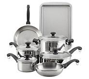 Farberware Classic Traditions 12-Piece CookwareSet - K377267