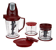 Ninja Master Prep 48 oz. Drink & Food Maker w/2 16oz. PrepBowls - K39967