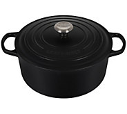Le Creuset Signature Series 7.25-Qt Round Dutch Oven - K299168