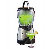Nostalgia Electrics Stainless Steel Margarita & Slush Machine - K299468