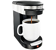 Hamilton Beach 49970 Personal Cup One Cup Pod Brewer - K299568
