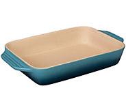 Le Creuset Signature Stoneware Rectangular Dish - K303268