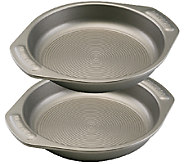 Circulon Nonstick Bakeware Two-Piece 9 Round Cake Set - K304668