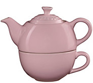 Le Creuset Stoneware Tea-for-One Set - K304868