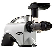 Omega Low Speed Nutrition Center Juice Extractor - K301669