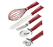 Cake Boss 5-Pc Stainless Steel Tools Baking & Decorating Set - K303069