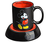 Disney Mickey Mouse Mug & Mug Warmer - K305169