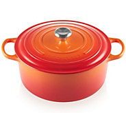 Le Creuset Signature Series 9-Qt Round Dutch Oven - K299170
