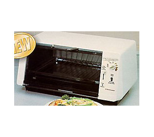 Toastmaster 306 Toaster-Oven-Broiler - White ? QVC.com