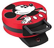 Disney Mickey Mouse Waffle Maker - K305171