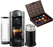 Nespresso Vertuo Plus Coffee Machine with Frother by DeLonghi - K306671