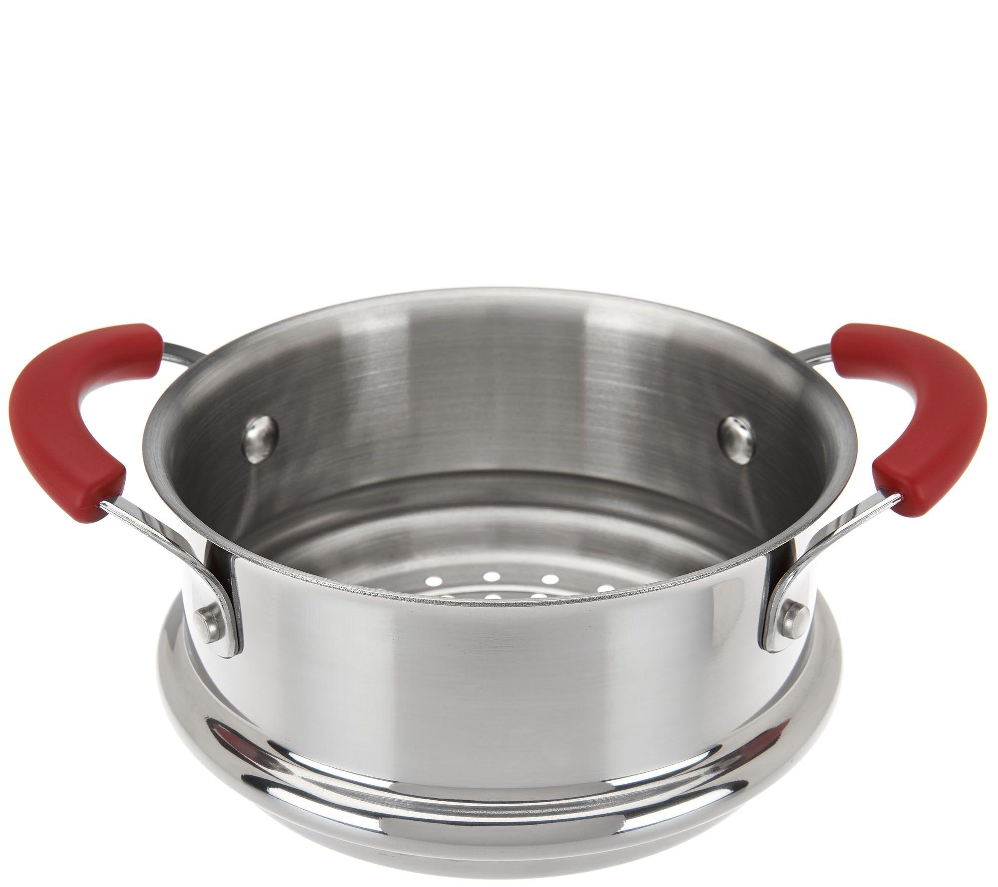 Rachael Ray 11-Piece Hard Anodized Dishwasher Safe Cookware Set ...