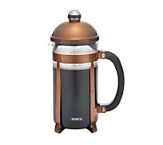 BonJour 8-Cup Maximus French Press - Copper - K128772
