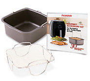 NuWave Brio Gourmet Accessory Kit - K306372
