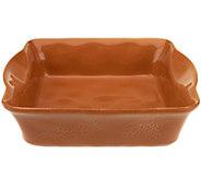 Rachael Ray Rustica 9x9 Square Stoneware Baker - K39972