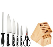 Zwilling J.A. Henckels 7pc ProS Knife Block Set - K44972