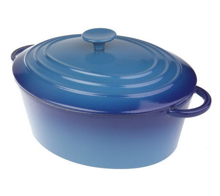 Basix by Staub Enameled Cast Iron 6 qt. French Oven