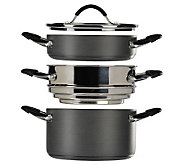 Tabletops Gallery Stax Living 4-Pc Casserole Set - New Delta - K299773