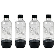SodaStream Set of 4 1-Liter Plastic Bottles - K303773
