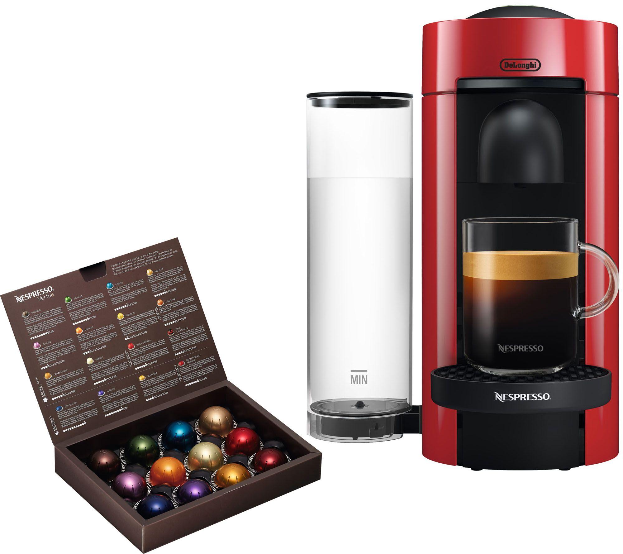 nespresso vertuo plus coffee espresso machineby delonghi. Black Bedroom Furniture Sets. Home Design Ideas