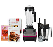 Vitamix Creations 64 oz. 16-in-1 2-Speed Blender w/Dry Container - K40173