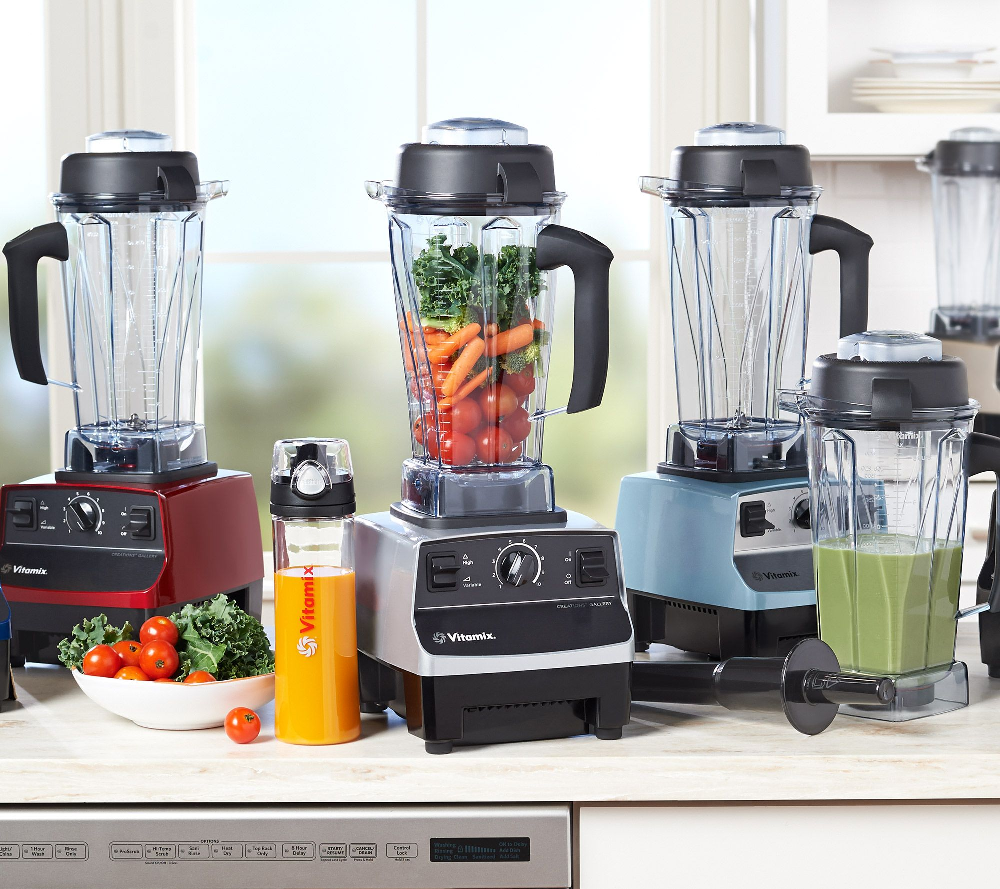 vitamix creations gallery 64 oz variable speed blender page 1 u2014 qvccom - Vitamix Blenders