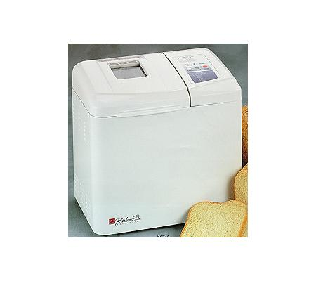 regal k6743 kitchen pro 2lb breadmaker white430 watts. Black Bedroom Furniture Sets. Home Design Ideas