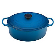 Le Creuset Signature Series 3.5-Qt Oval Dutch Oven - K299174