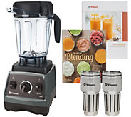 Vitamix 7500 64 oz. 13-in-1 Under Cabinet Variable Speed Blender - K40174