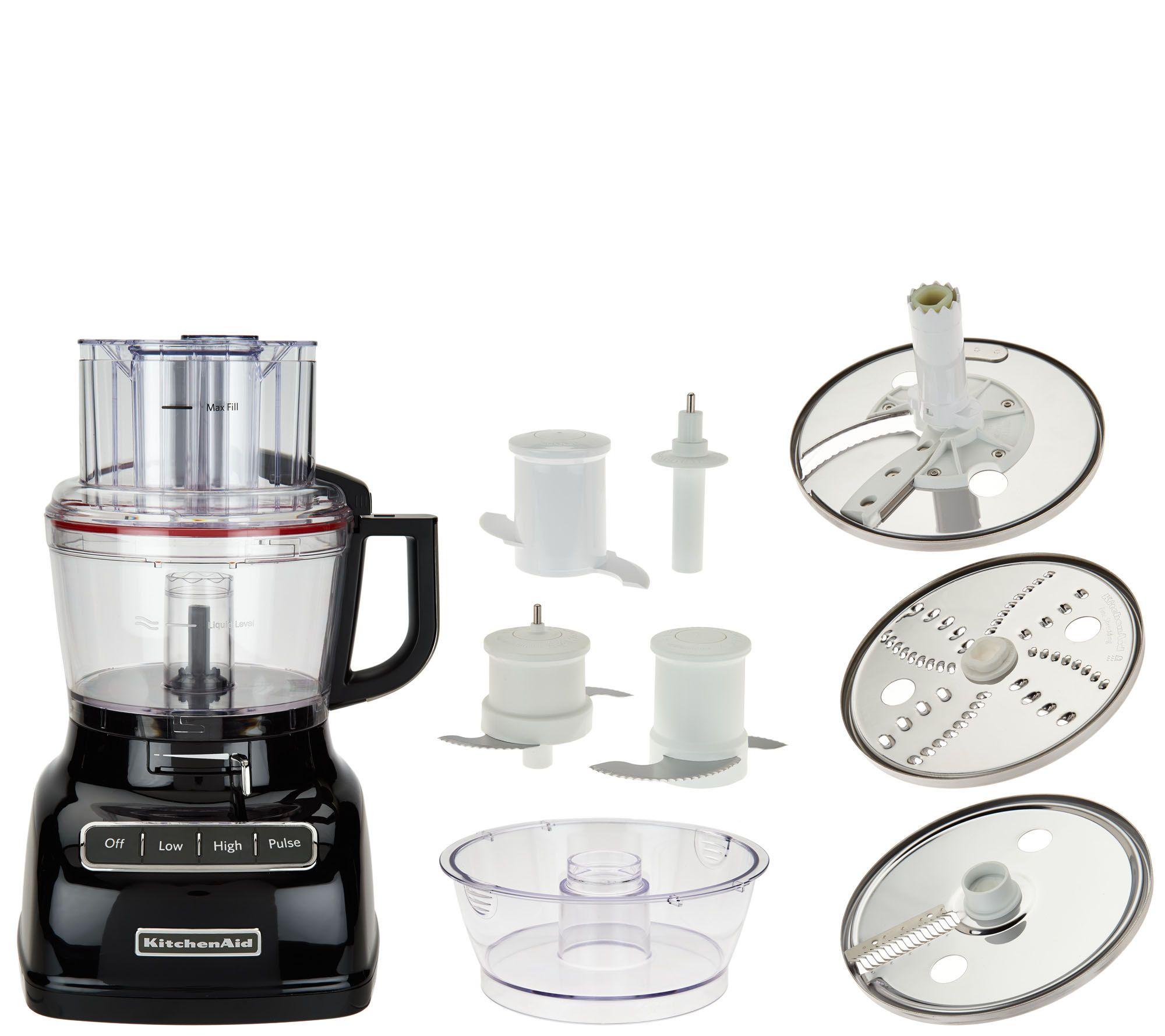 Kitchenaid 9 cup exact slice food processor - Kitchenaid food processor opinioni ...