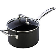 Le Creuset Nonstick 3-qt Saucepan with Glass Lid - K305275