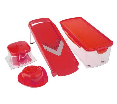 Genius Speed Slicer Plus With Storage Container Page 1