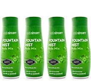 SodaStream Fountain Mist Sparkling Drink Mix - K375075