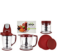 Ninja Master Prep Food & Drink Maker w/48, 40, & 16 oz. Bowls - K44975