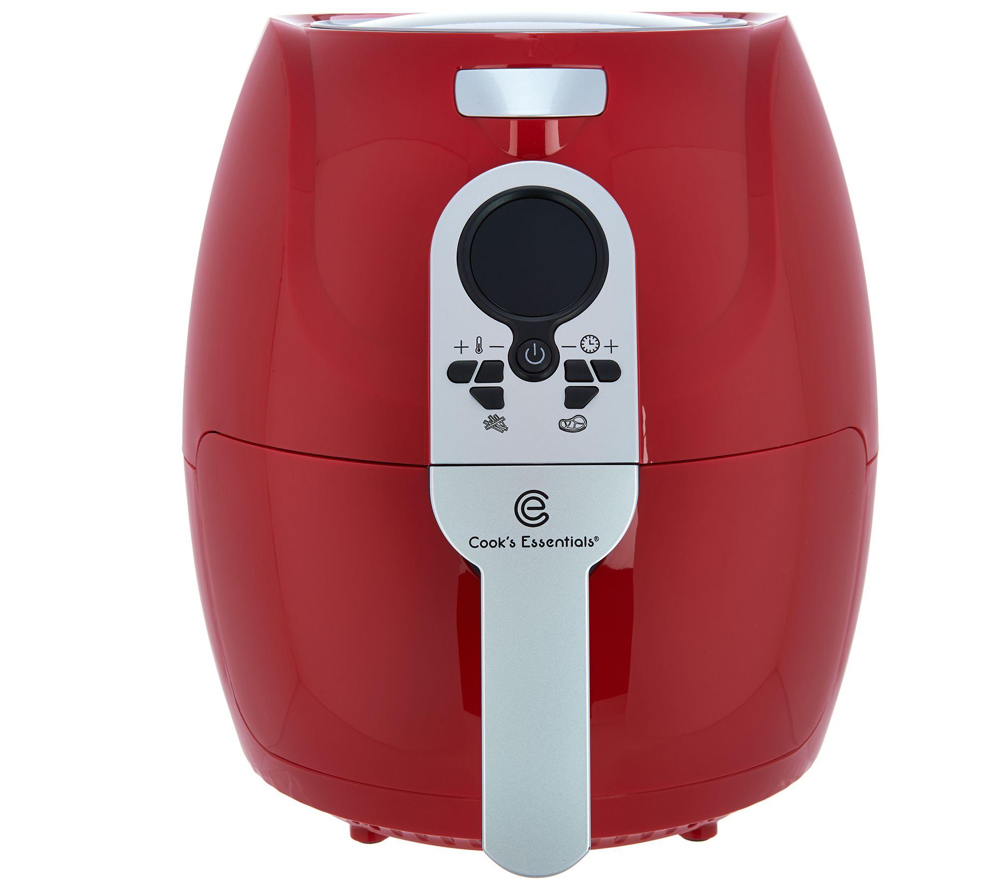 Kitchen small appliance essentials - Cook S Essentials 2 4 Qt Digital Air Fryer W 2 Presets K45575