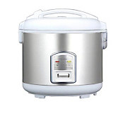 Oyama 7-Cup Stainless Steel Rice Cooker/Warmer/Steamer - K126576