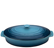 Le Creuset Signature 3.75-qt Covered Oval Casserole - K303276