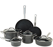 As Is Cooks Essentials Professional 10-Piece Cookware Set - K307376