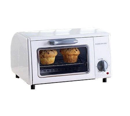 Countertop Oven Farberware : Farberware FSTO400 Special Select 4-Slice Toaster Oven - White ...