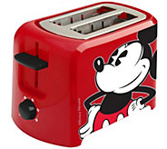 Disney Mickey Mouse 2-Slice Toaster - K305177