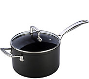 Le Creuset Nonstick 4-qt Saucepan with Glass Lid - K305277